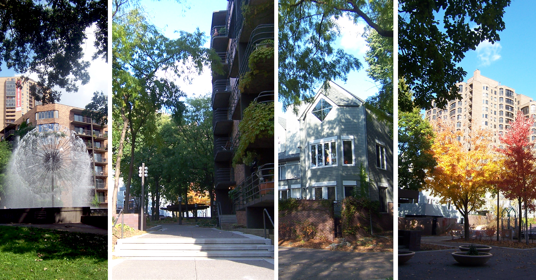Grant Park Minneapolis Floor Plans: What Is The Difference Between A Twin Home And A 2-unit