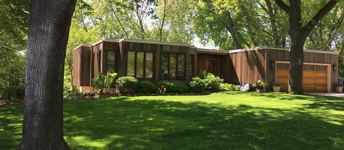 house modern 4