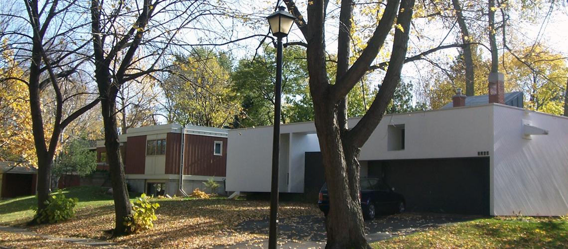 house modern grove