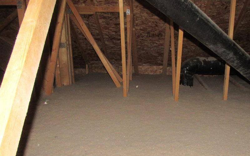Attic insulation cover