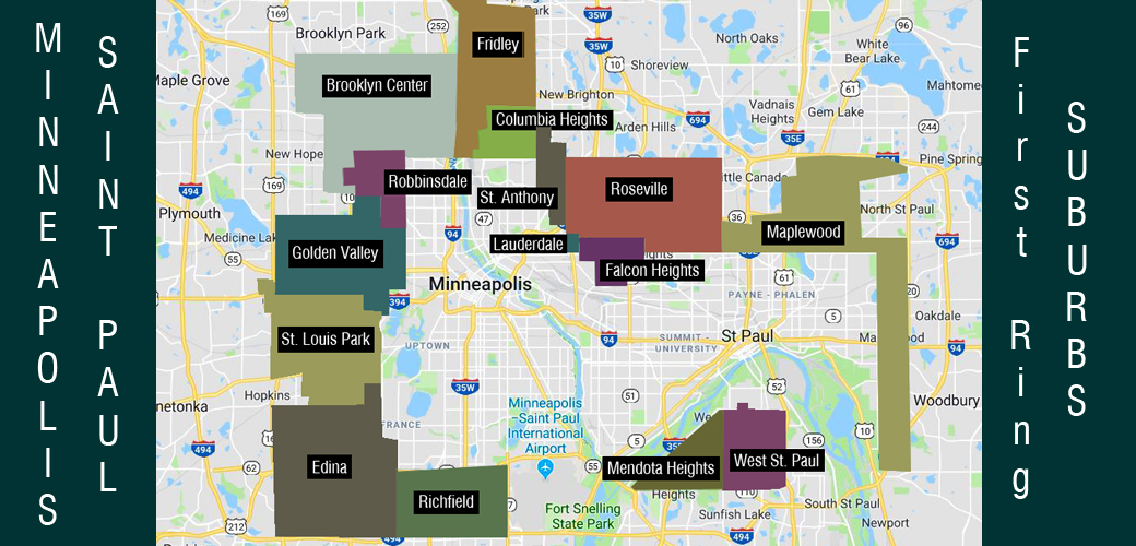 Insider S Guide To The 15 First Ring Suburbs Homesmsp