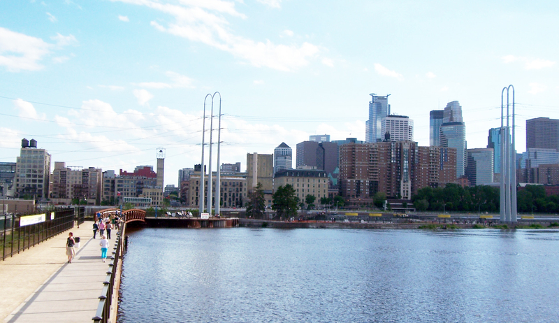 Sunday's Site - Minneapolis Riverfront, St  Anthony Main - HomesMSP