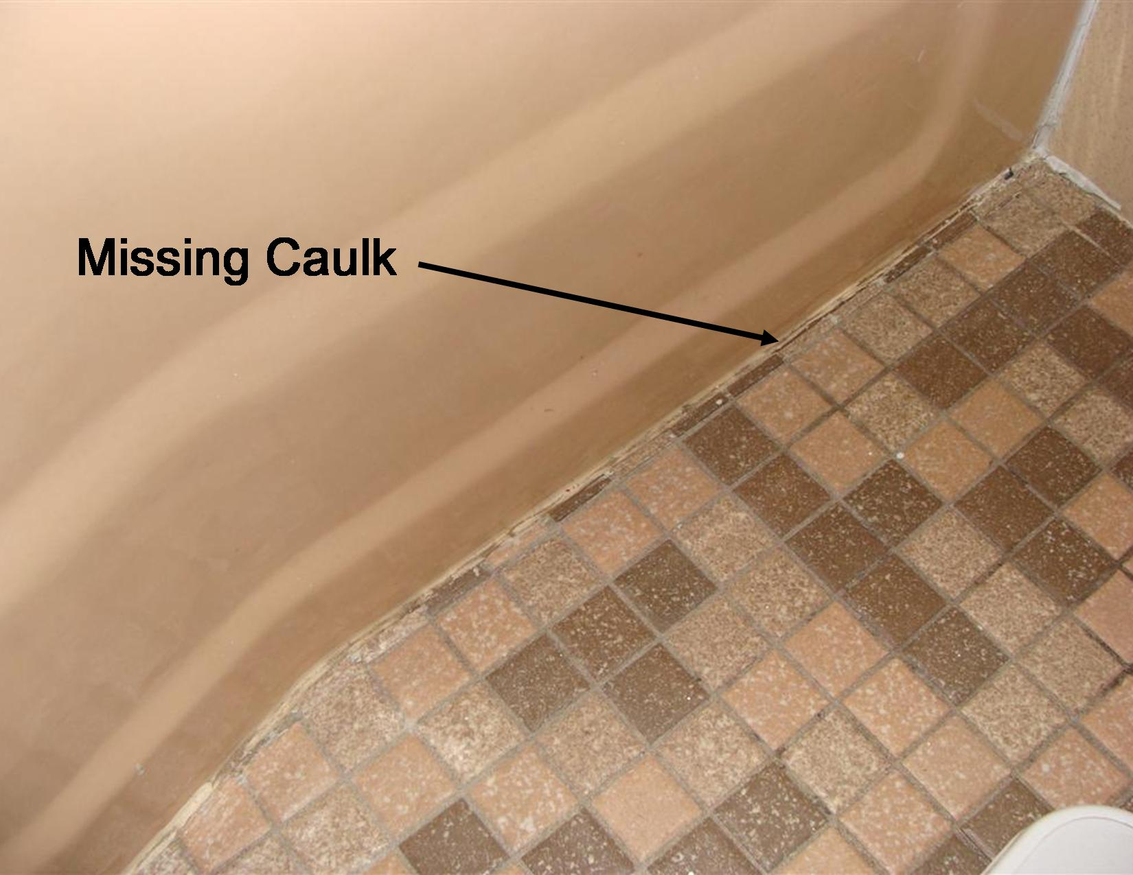 Shower Floor Tiles Which Why And How: Finding Shower Leaks