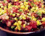 Mexican-bean salsa