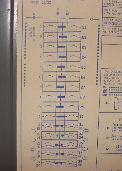 240 single phase wiring diagram for panelboard cheater breakers homesmsp  cheater breakers homesmsp