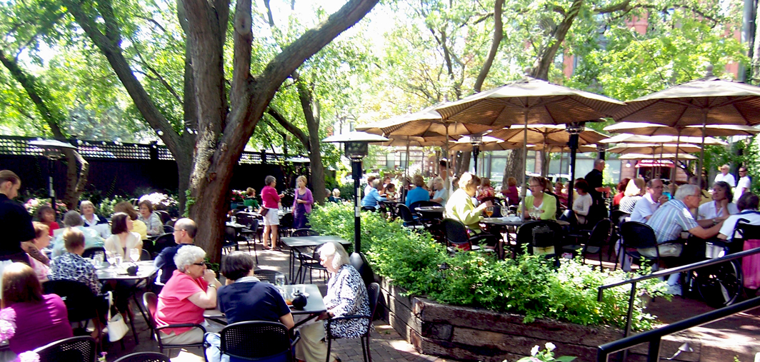 Not Only Is WA Frost One Of The Most Romantic Dining Destinations In The  Twin Cities, Its Patio Is One Of The Best In The Metrou2026 With Peaceful  Tables And ...