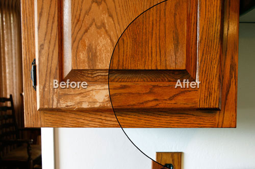 Refresh Your Kitchen Cabinets Without the Cost of ...