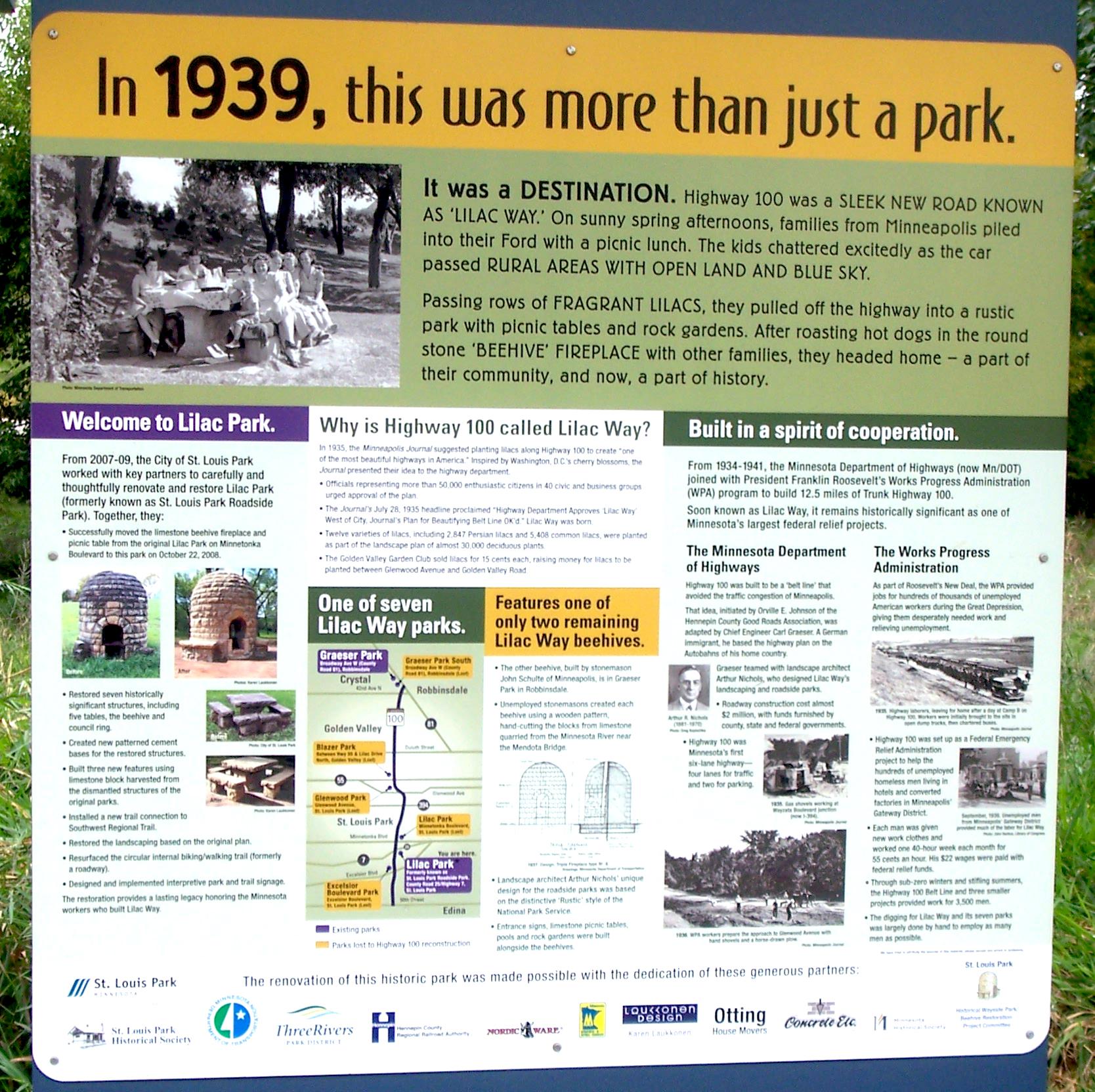 sunday u0027s site beehive along cedar lake trail st louis park