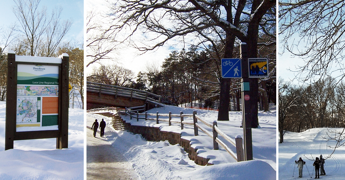 Cross Country Skiing At Theodore Wirth Park Homesmsp