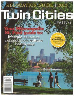 Twin Cities LIving 2013
