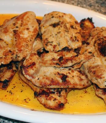 Wednesdays Unplugged - Spicy Garlic Lime Chicken - HomesMSP