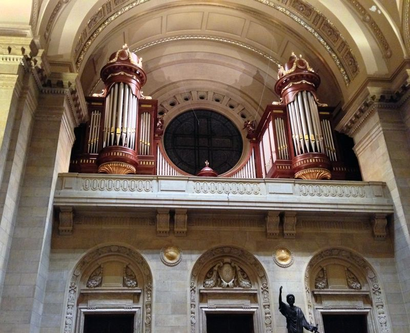 St Paul Cathedral organ1
