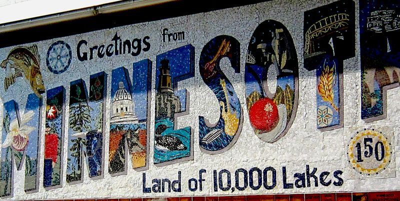 Minnesota-fair mosaic