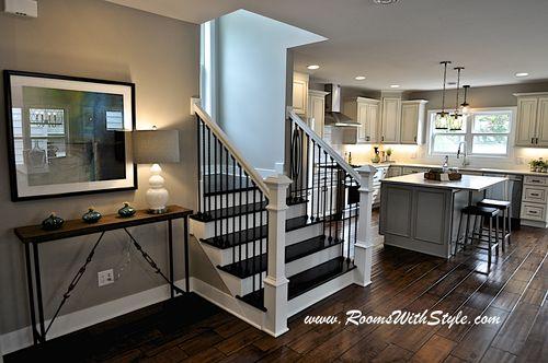 B&W Stairway