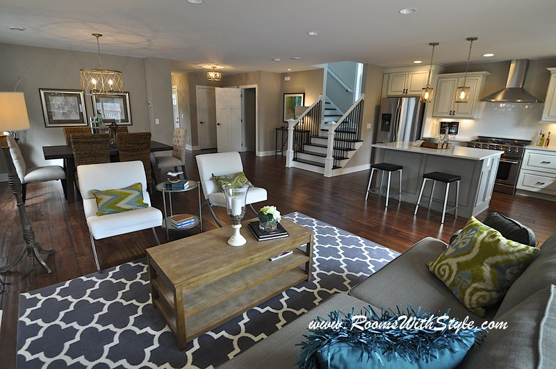 Open Concept After