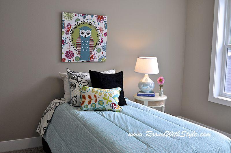 Kids Bedroom After