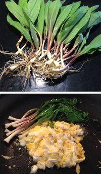 Ramps-eggs