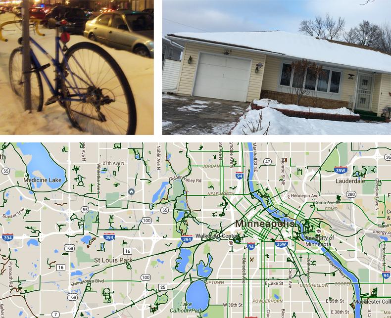 Bike-garage-map