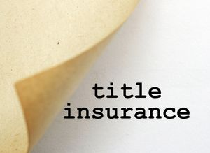 Title insurance1