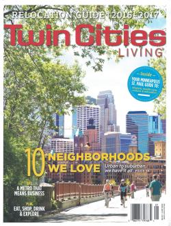 Twin Cities Living 2016