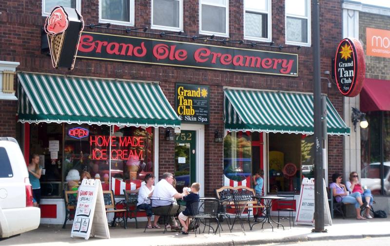 Grand ole creamery-stp