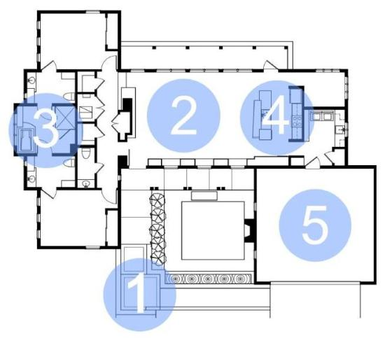 Universal design basics for aging in place good for all for Aging in place house plans