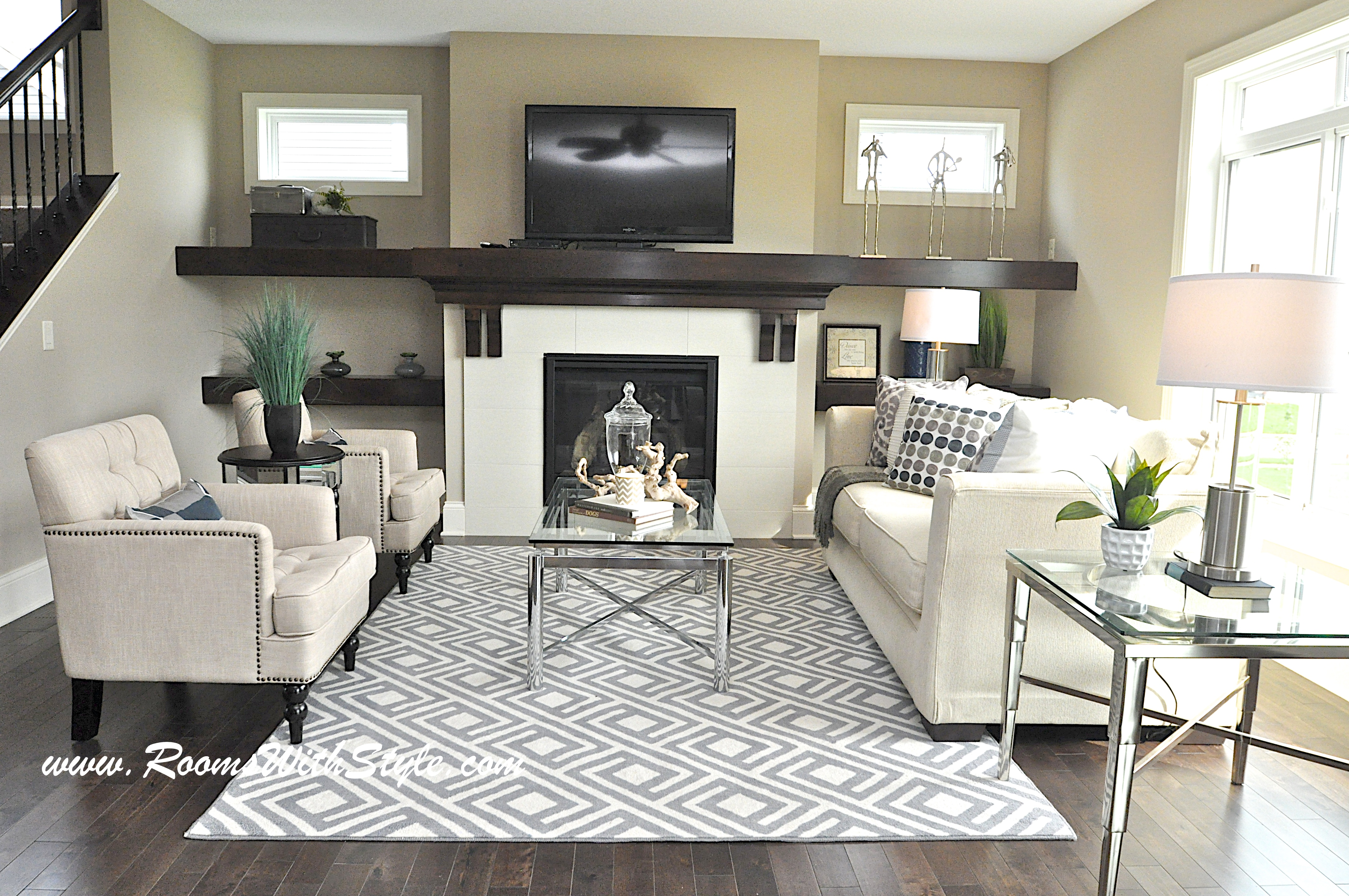 Area Rug Rules For Living Rooms Homesmsp