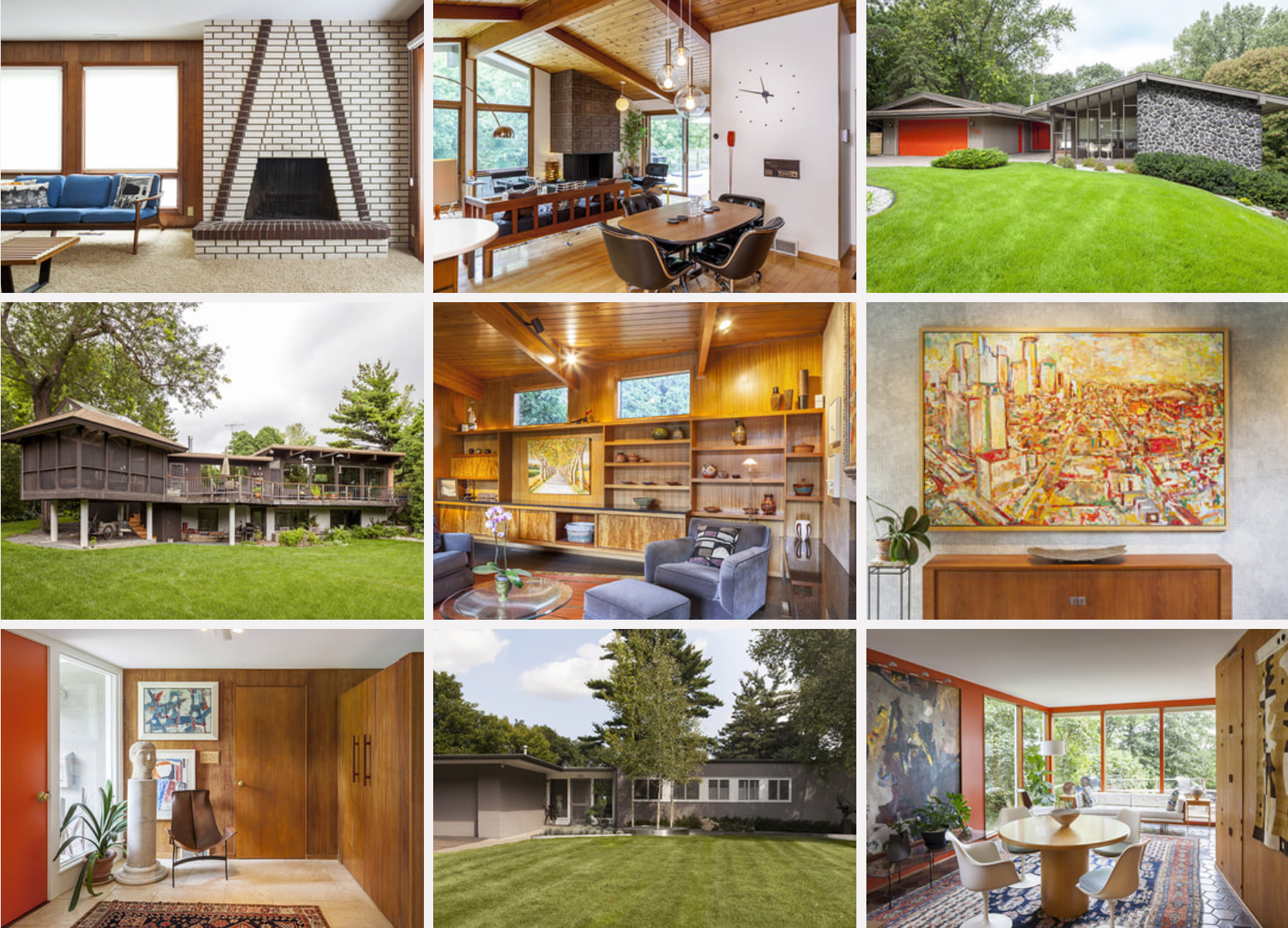 Docomomo US/MN Has Seven Wonderful Modern And Midcentury Modern Homes Open  To Tour Ticket Holders For Tour Day 2017u2026 Saturday, October 7, 2017.