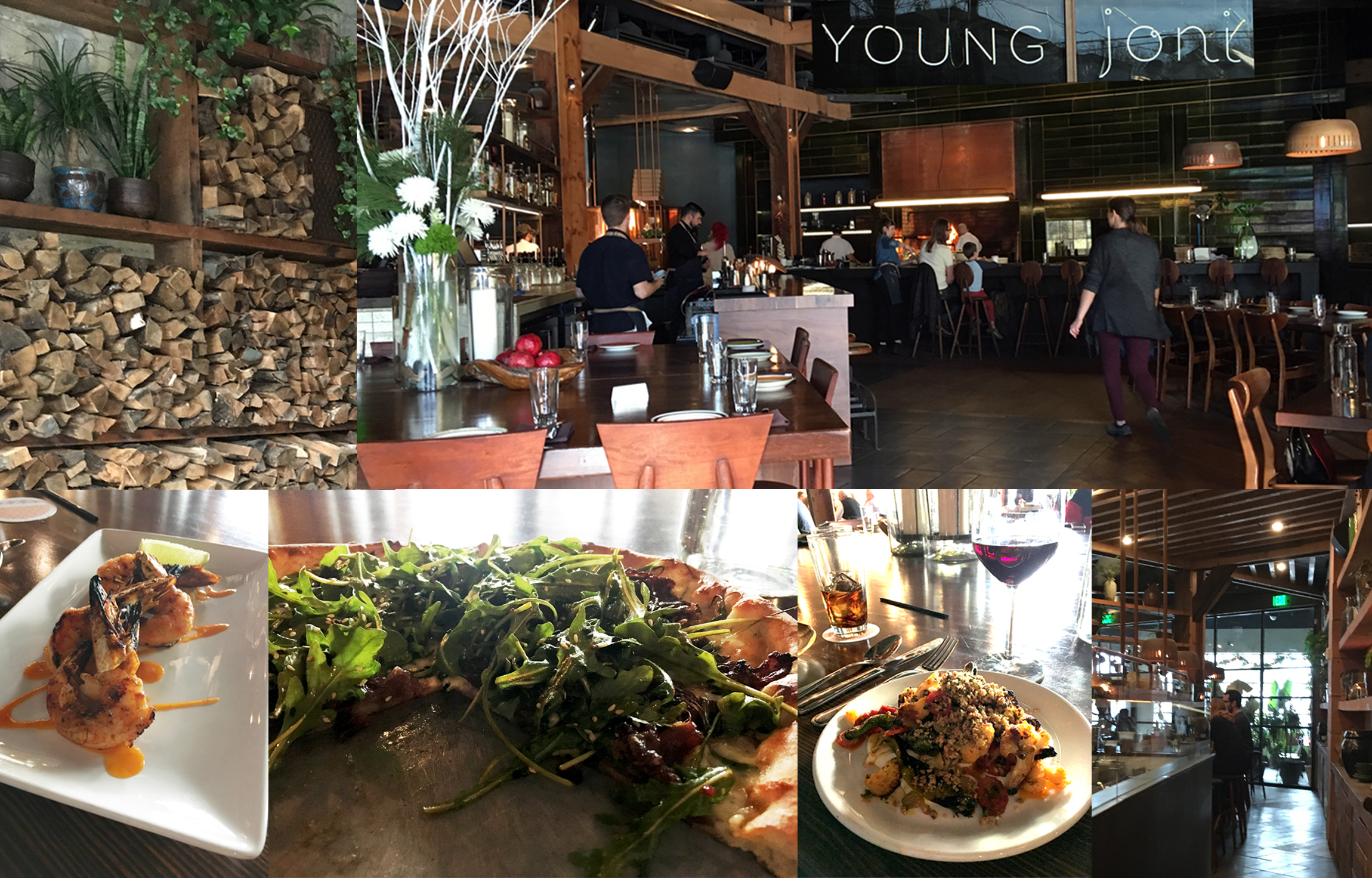 Experience Why Young Joni Earned Best New Restaurant Of The Year And Don T Miss Their Amazing Wood Fired Cauliflower Homesmsp