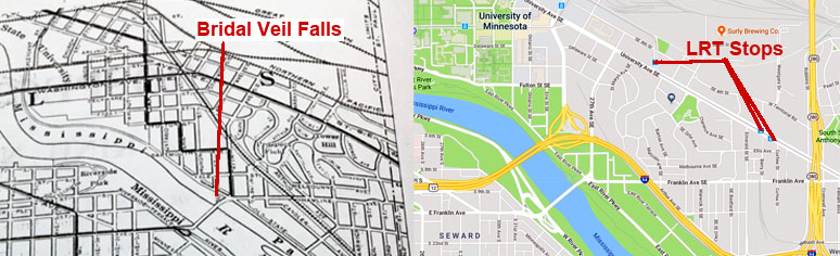 University Of Minnesota Map East Bank.8 Things To Know About The Minneapolis Prospect Park Neighborhood