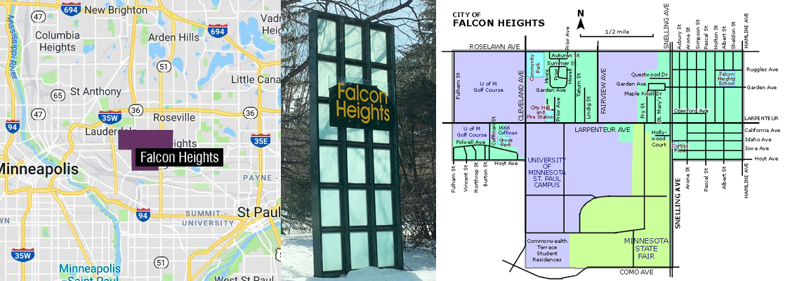 Falcon Heights... highly rated home of the MN State Fair and ... on usda map, usd map, care map, university of minnesota twin cities map, austin street map, umd map, umt map, uc map, university of minnesota parking map, ucdavis map, umc map, und map, umo map, u of m twin cities map, university of minnesota west bank map, upj map, university of minnesota minneapolis map, u of m campus map, minnesota campus map, um map,