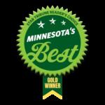 Transparent RWS MN Best Gold Winner Badge 1